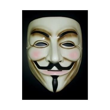 Careta Máscara V de Vendetta