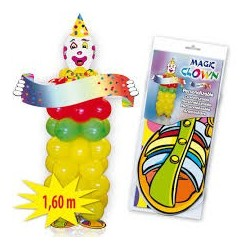 GLOBOS MAGIC CLOWN