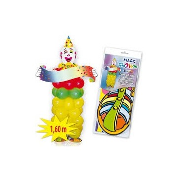 Globos Magic Clown