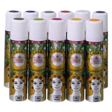 Maquillaje Spray Color Blanco
