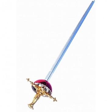 Espada Lujo con Cazuela y Funda