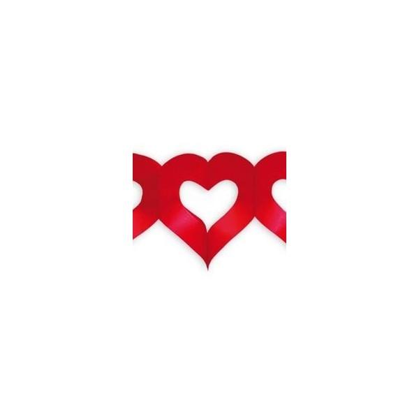 Guirnalda Corazón 3 MTS.