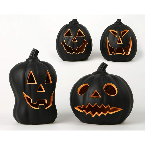 Carnavalandia tienda de halloween calabaza decoraci n - Decoracion calabazas halloween ...