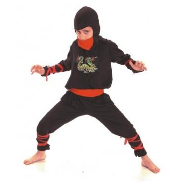 Disfraz Ninja Dragon niño