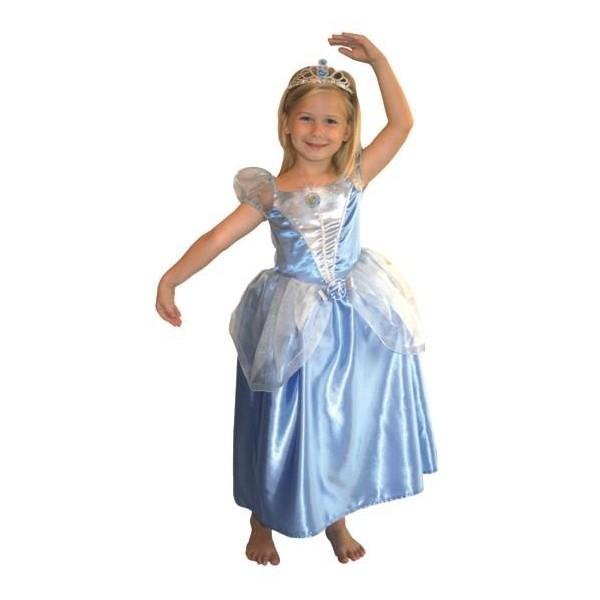 Disfraz Princesa Cenicienta niña