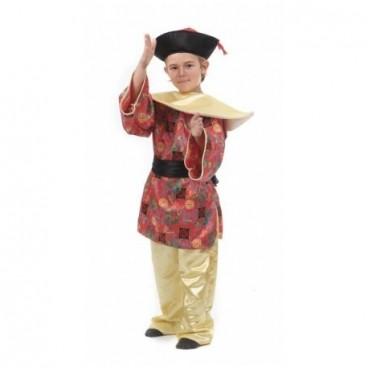 Disfraz Mandarín Niño