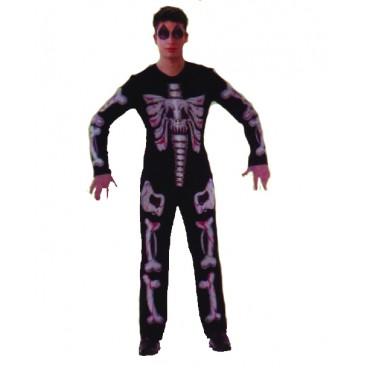 Disfraz Esqueleto ensangrentado