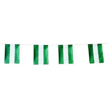 Banderas Andalucía Plástico 50 M.