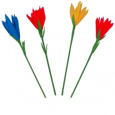 Farol Tulipán Baile 100 Un.