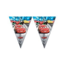 GUIRNALDA CARS PLASTICO