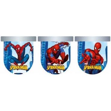 Guirnalda Spiderman Plástico
