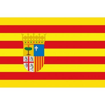 Bandera Aragón Tela 200X134CM