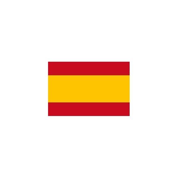 Bandera España Tela sin Escudo 150X100CM