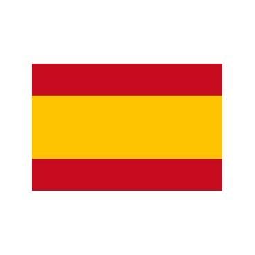 Bandera España Tela Sin Escudo 200X134CM