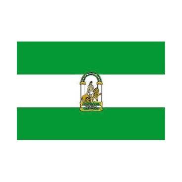 Bandera Andalucía Tela 150X100 CM