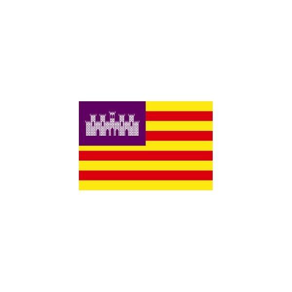 Bandera Baleares Tela 150X100 CM