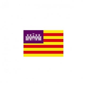 Bandera Baleares Tela 200X134 CM