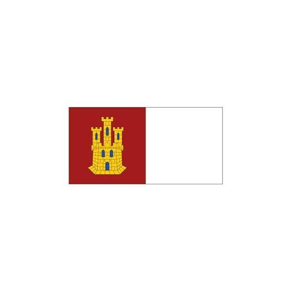 Bandera Castilla La Mancha Tela 150X100 CM