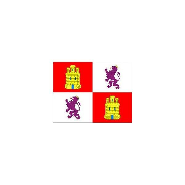 Bandera Castilla Y León Tela 150X100 CM