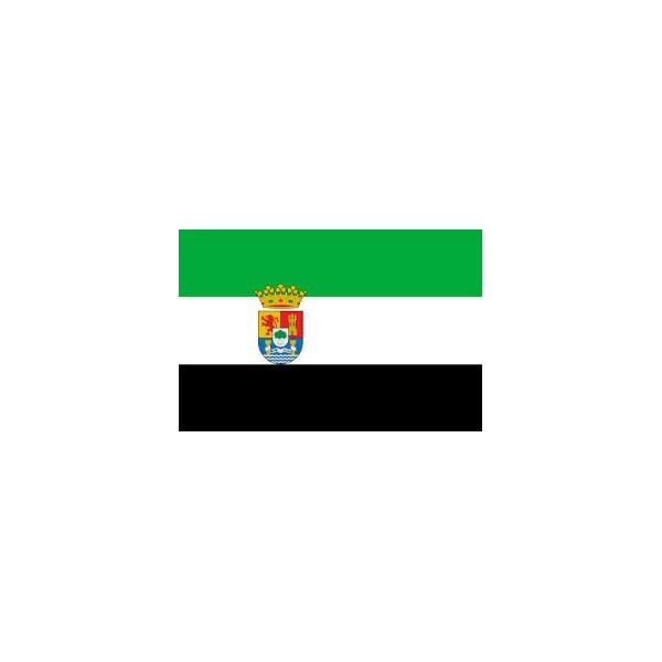 Bandera Extremadura Tela 150X100 CM
