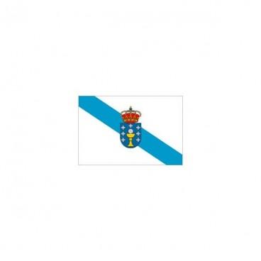 Bandera Galicia Tela 200X134 CM
