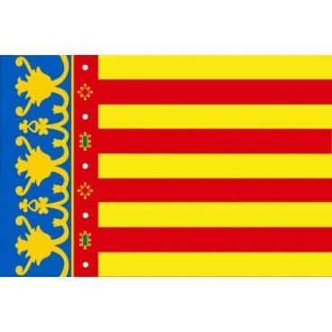 Bandera Comunidad Valenciana Tela 150X100CM