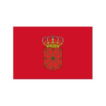 Bandera Navarra Tela 200X134 CM