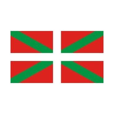 Bandera País Vasco Tela 150X100 CM