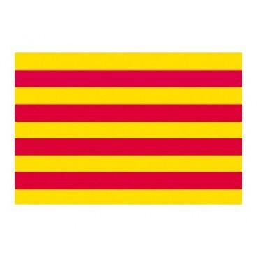 Bandera Cataluña Tela 150X100 CM