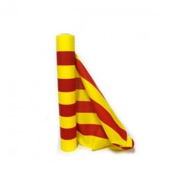 Bandera Aragón tela 80 cm ancho y Corte por Metro