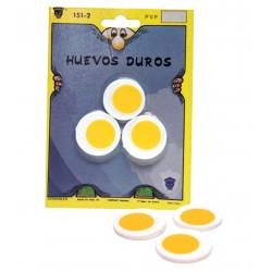 HUEVOS DUROS IMITACION