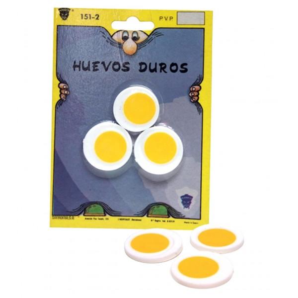 Huevos Duros Imitación