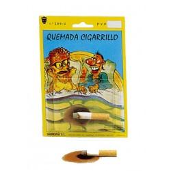 QUEMADURA DE CIGARRILLO