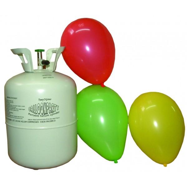 Botella de gas helio para globos - Botella de helio barata ...
