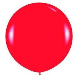 Globos Gigantes Color Rojo