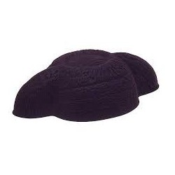 Sombrero Torero Negro Plástico