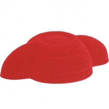 Sombrero Torero Rojo Plástico