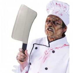 Cuchillo Carnicero, 43 cm.