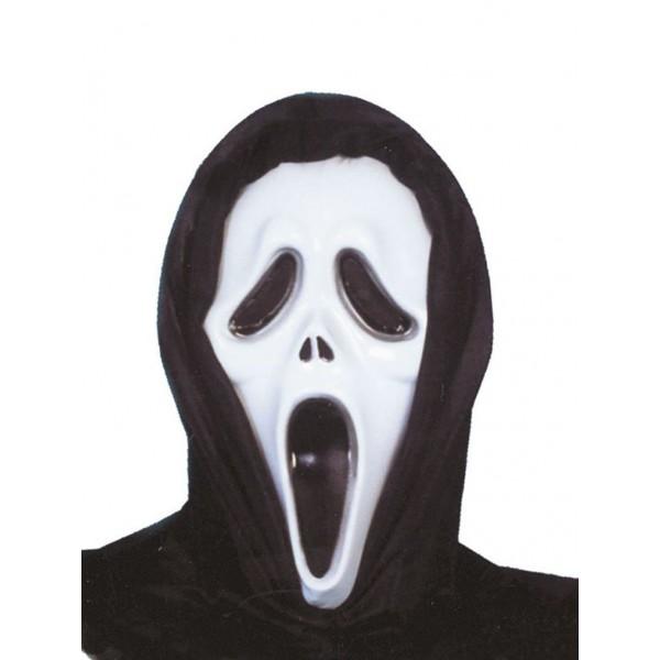 Careta Scream capucha
