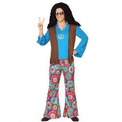 Disfraz Hippie Hombre