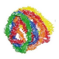 Collar Plástico Colores, 5 UN.