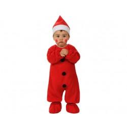 Disfraz Papa Noel Bebe