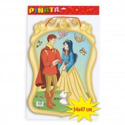 Piñata Blancanieves Mediana