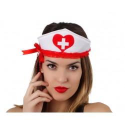 Tocado de Enfermera
