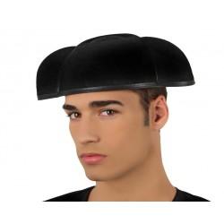 Sombrero Torero Fieltro Negro