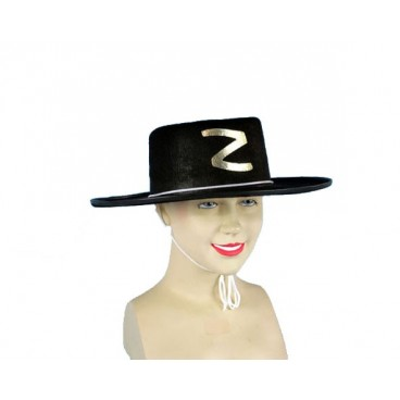 Sombrero Zorro Negro