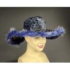 Sombrero Pamela Tigre Lila
