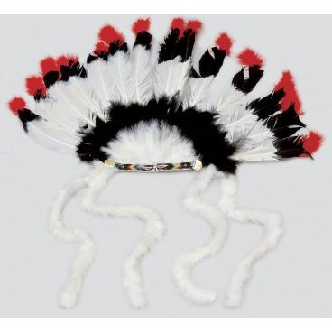 Penacho Plumas Comanche