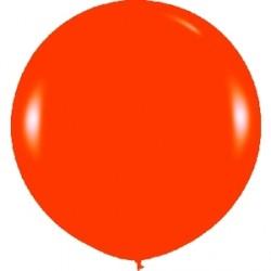 Globos Gigantes Color Naranja
