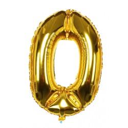 Globo Forma Número 0